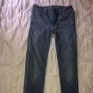 American Eagle Outfitters Jeans - light wash american eagle jeans